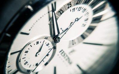 Jak zmierzyć czas?